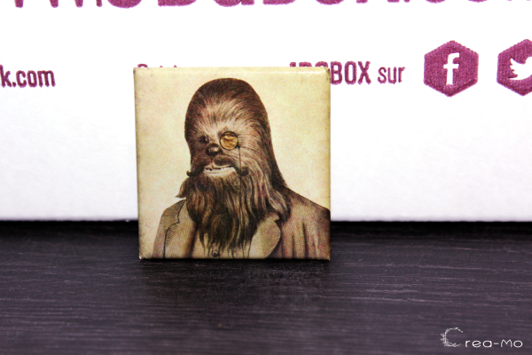 JDG Box Chewbacca magnet
