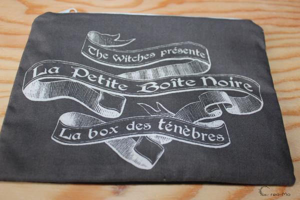 Pochette de sorcière ma petite boite noire