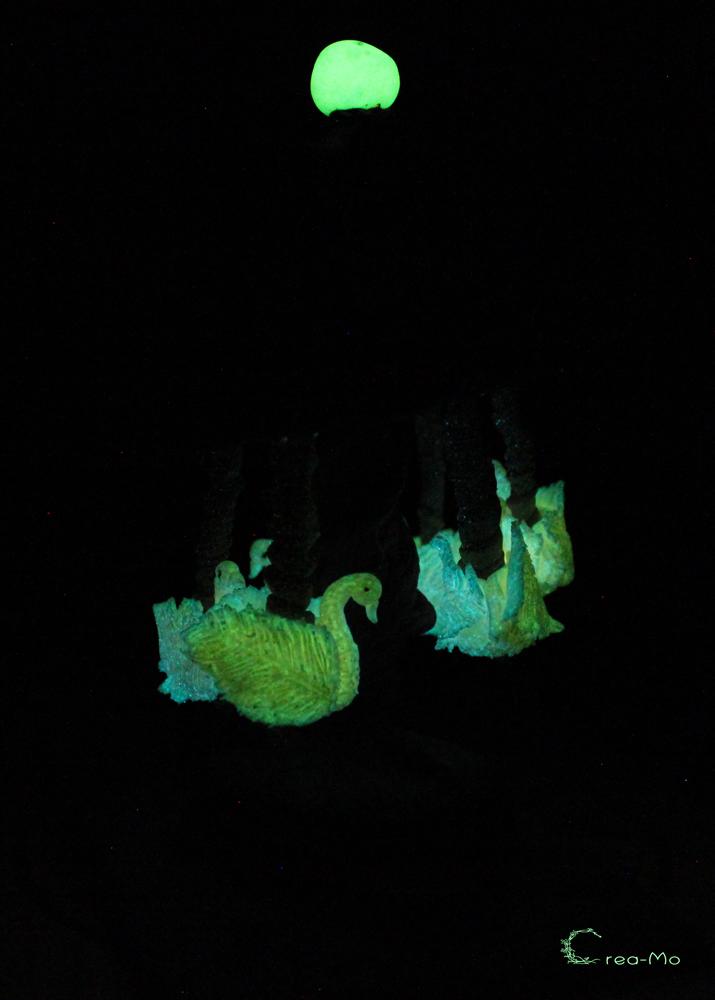 Handmaster étape 2 Le manège de nuit phosphorescent