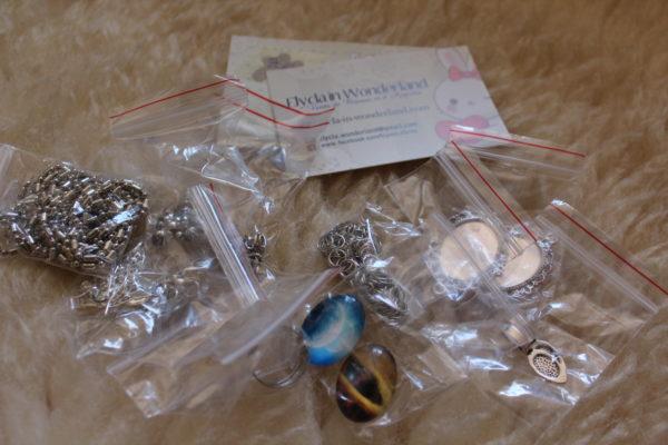 Elycla in wonderland - accessoires bijoux